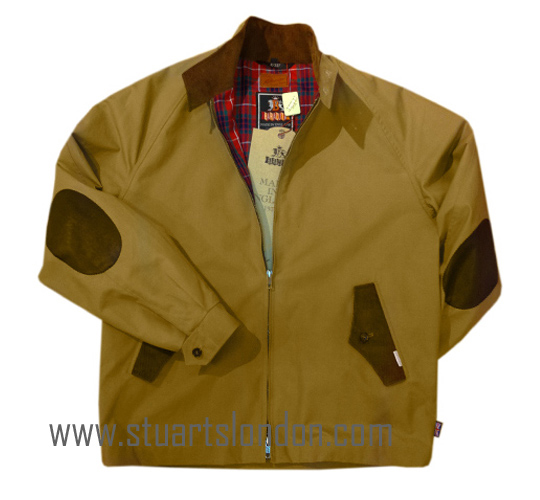 The Baracuta Project 137 Waxed - Only 137 made worldwide