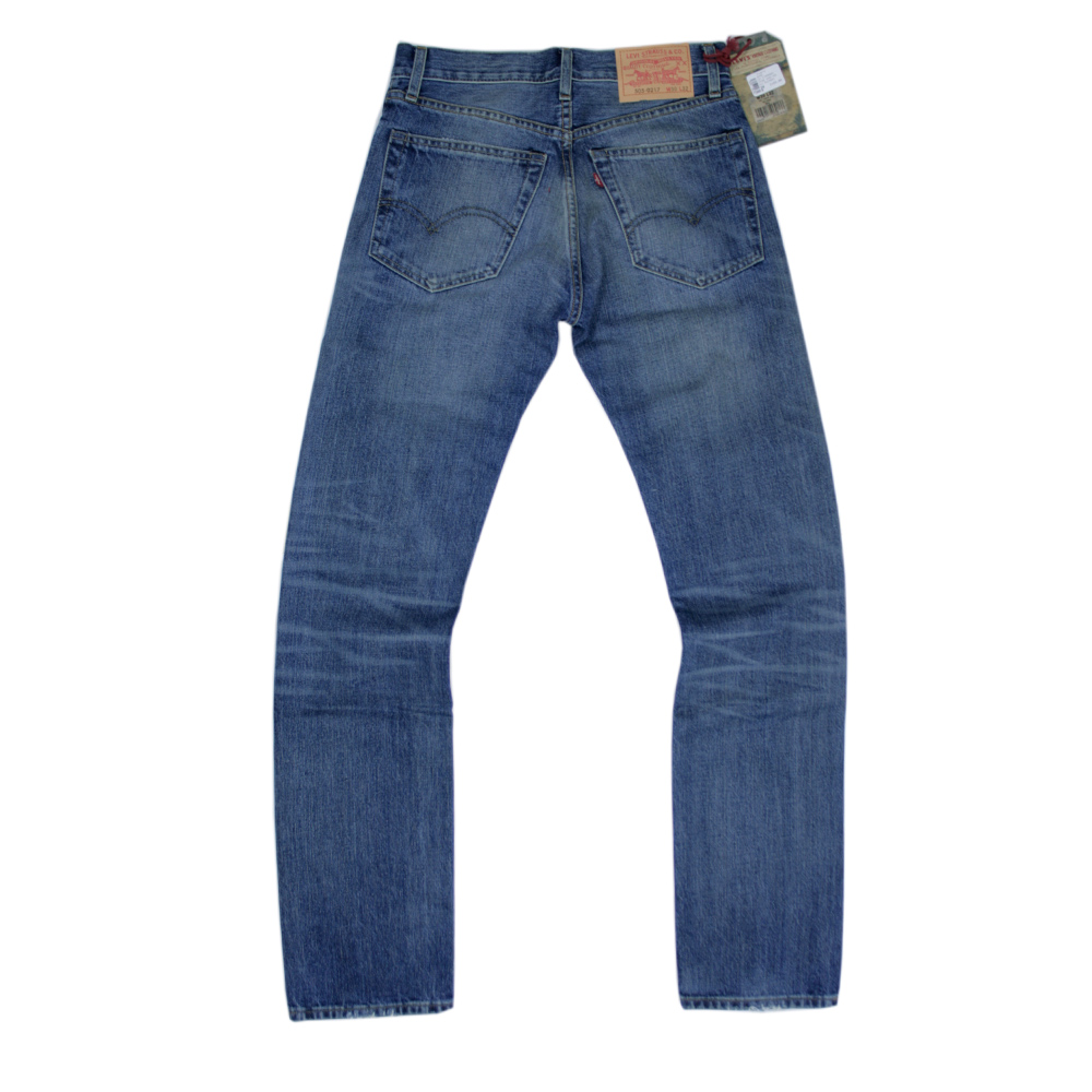 Levis Vintage 505 Stone Washed Jean 