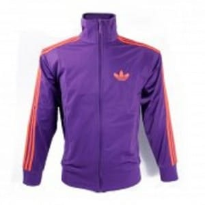 Adidas Firebird 1 Royal Orange Track Top