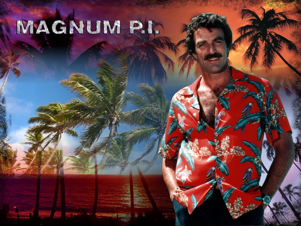 Aloha the hawaiian shirt stuarts london - Tom selleck shows ...