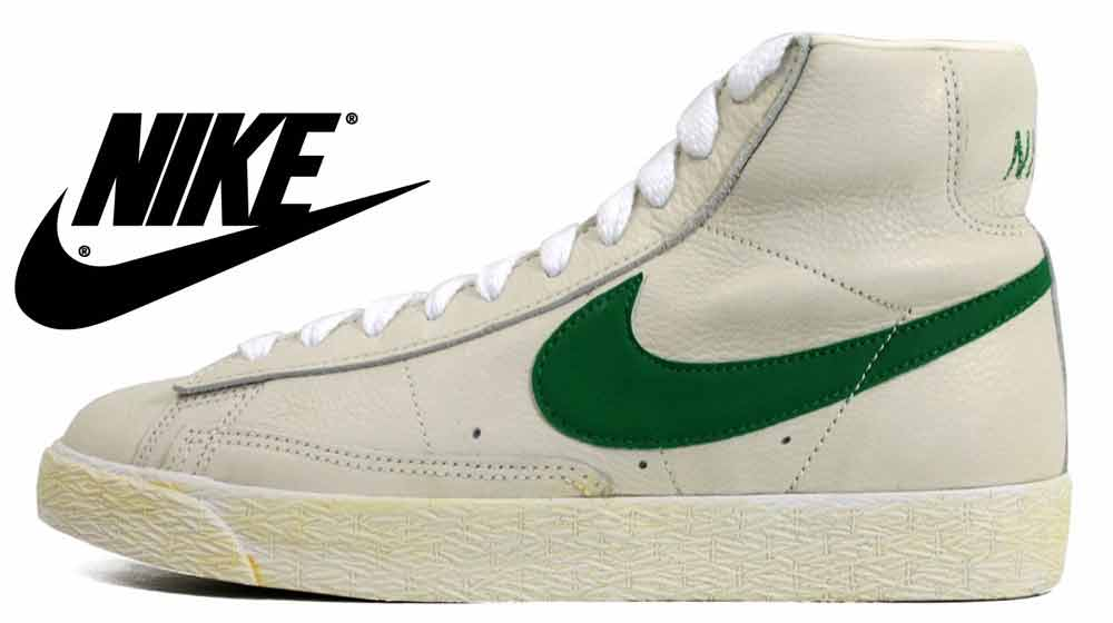 basket nike blazer low vintage