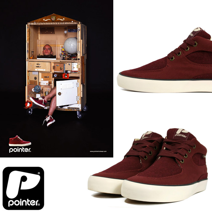 Pointer Footwear: SS14 Collection