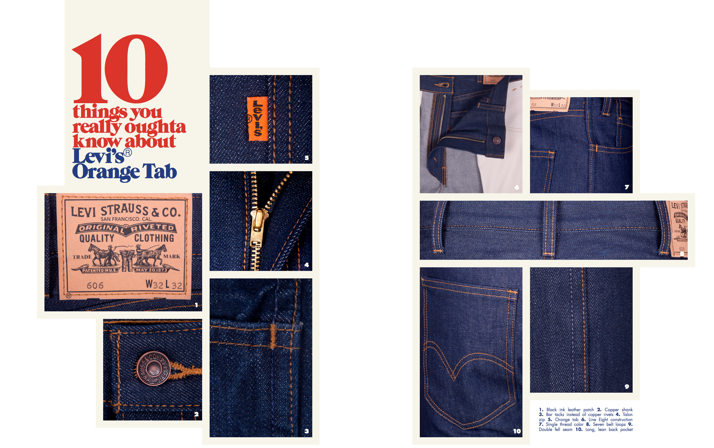 ffa65299e6e Levis Vintage – Orange Tab Relaunch Plus More New Additions from the  Archive Collection