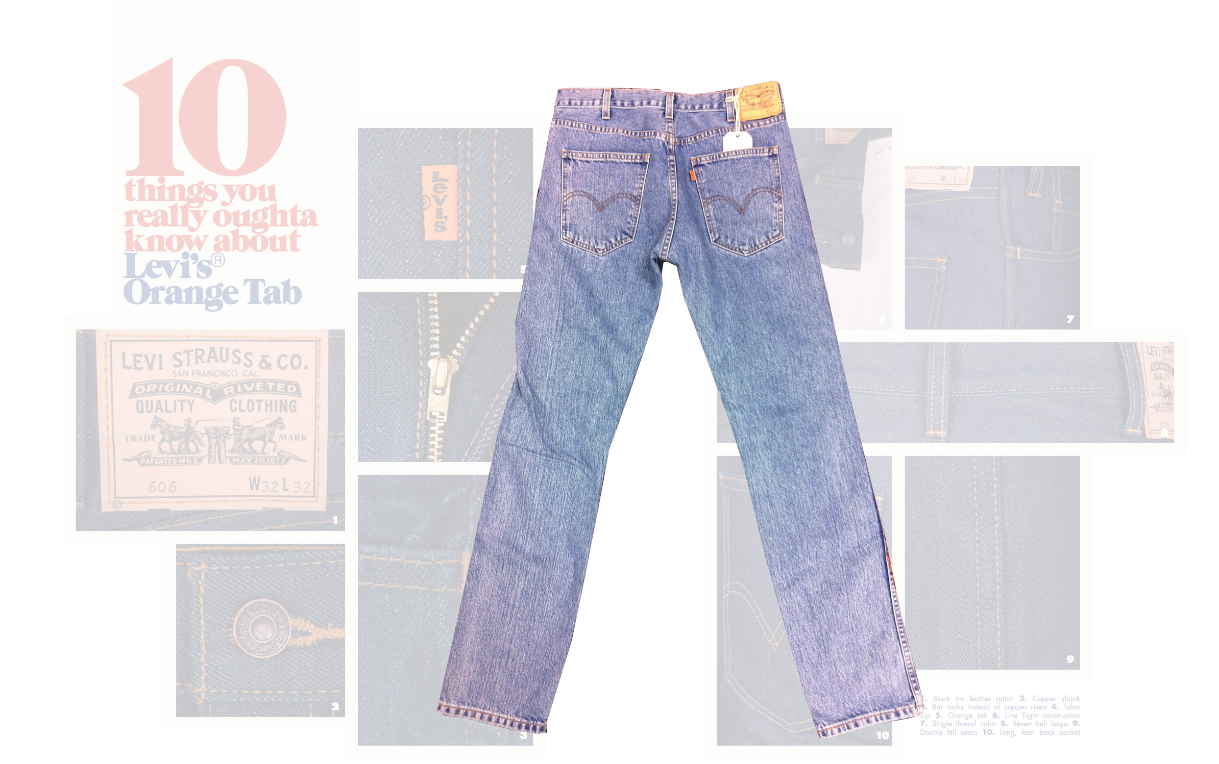 42acc3f0f73 Levis Vintage – Orange Tab Relaunch Plus More New Additions from the ...
