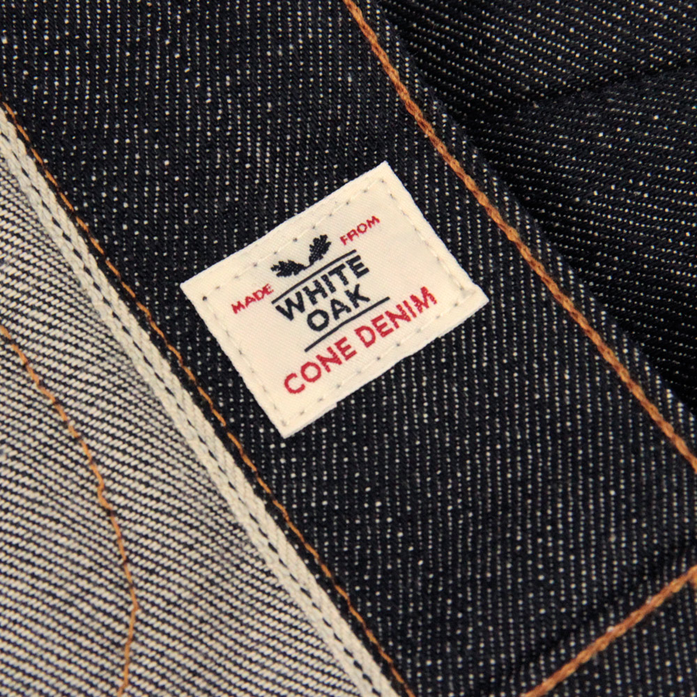Cone Denim from the White Oak Plant in North Carolina