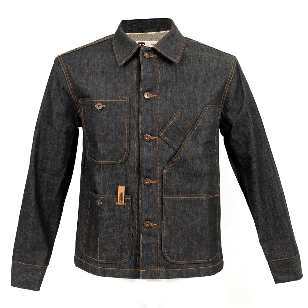 Tellason Coverall Denim Jacket