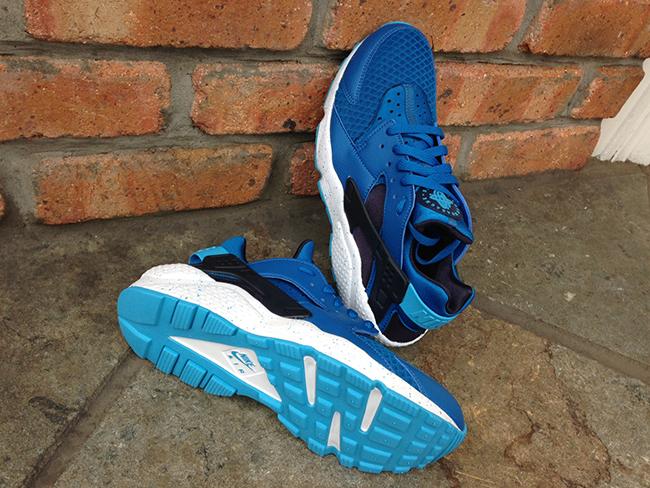 quality design 1b1d9 915b1 Nike Huarache | Military Blue | Release 1st April 2014 ...