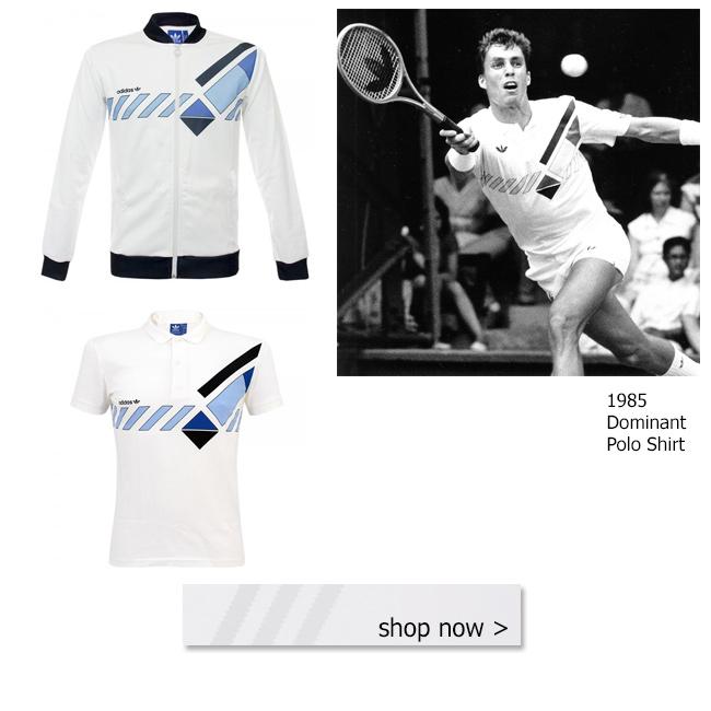 adidas Originals Dominant's Tennis Ivan Lendl