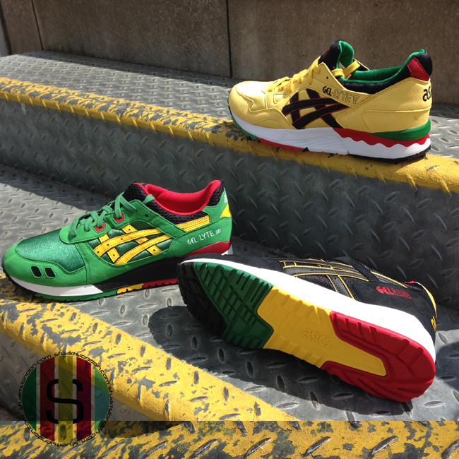 entire collection entire collection various colors Asics New Release SS15 | The Carnival Pack | Stuarts London