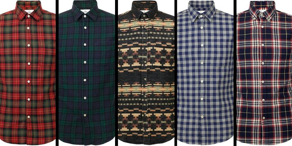 Portuguese flannel brand in the spotlight stuarts london for Best flannel shirt brands