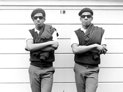 The Islington Twins in the 70's