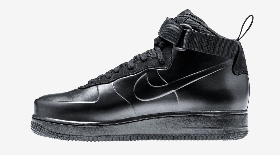 The Nike Air Force 1 High – Foamposite Combination – Take 2