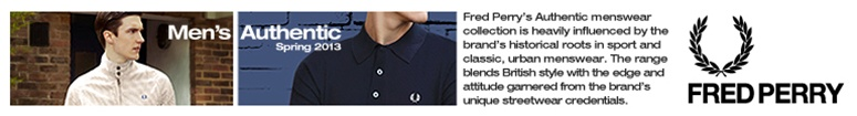 Green Fred Perry Authentic