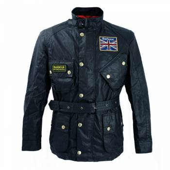 Win A Barbour International Union Jack Jacket