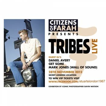 WIN VIP TICKETS TO FARAH X TRIBES MUSIC EVENT