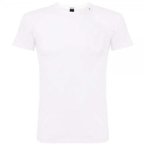 Replay Jeans Plain White TShirt M6724