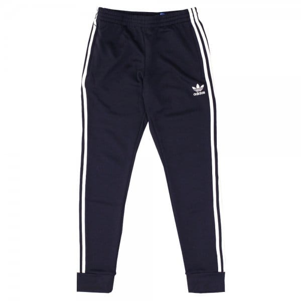 Image of Adidas Originals Superstar Cuffed Legend Ink Track Pants AJ6961