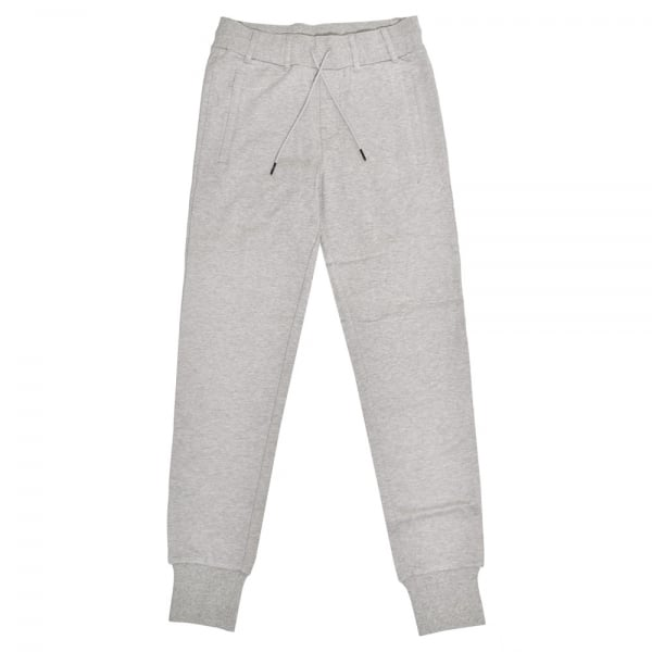 Adidas Y3 Classic Grey Cuffed Sweat Pants S89412