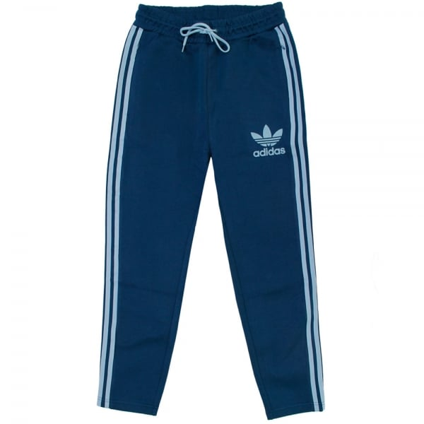 Image of Adidas Originals 7/8 Blue Track Pants B10670