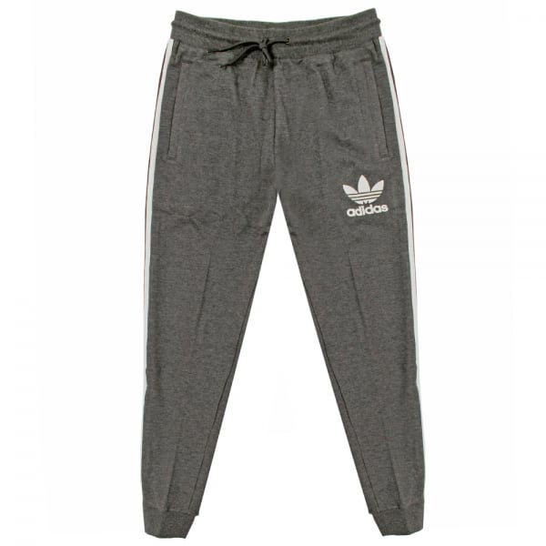Image of Adidas Originals California Dark Grey Sweatpants AY7782