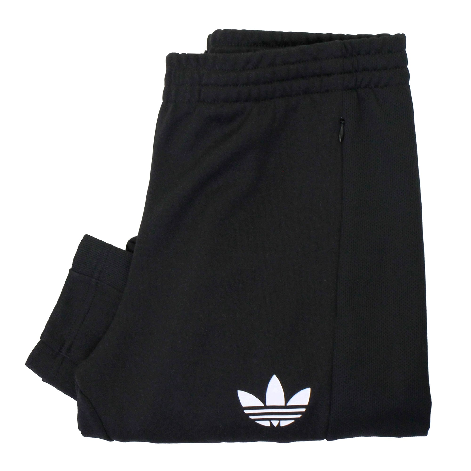 Image of Adidas Trefoil Football Club Black Track Pants AJ7673