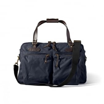 48 Hour Tin Cloth Duffle Bag - Navy