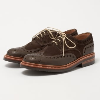 Stuarts x Grenson 50th Anniversary Archie Brogue Shoe