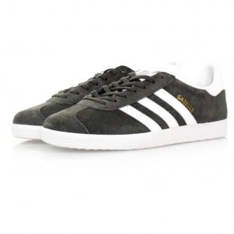 Adidas Gazelle Grey Suede Shoe BB5480