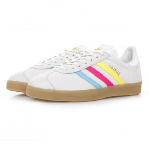 Adidas Gazelle White Cyan Shoe BB5252