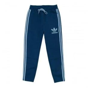 Adidas Originals 7/8 Blue Track Pants B10670