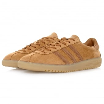 Adidas Originals Bermuda Brown Shoe BB5268