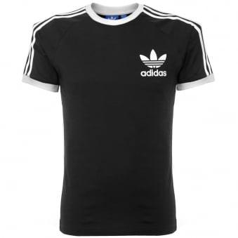 Adidas Originals California Black T Shirt AZ8127