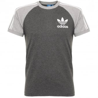 Adidas Originals California Dark Grey T-Shirt AZ8126