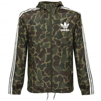 Adidas Originals Camo WB Jacket BJ9997
