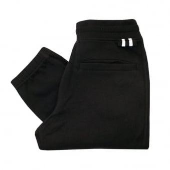 Adidas Originals Classic Trefoil Black Sweatpants AJ7696