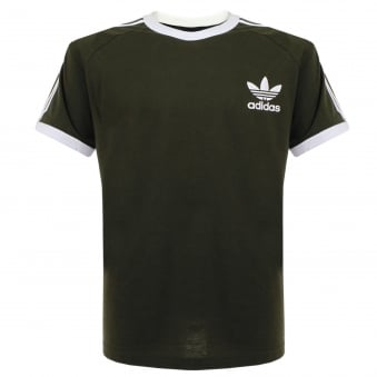 Adidas Originals CLFN Khaki T-Shirt BQ5369