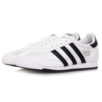 Adidas Originals Dragon OG White Shoe BB1270