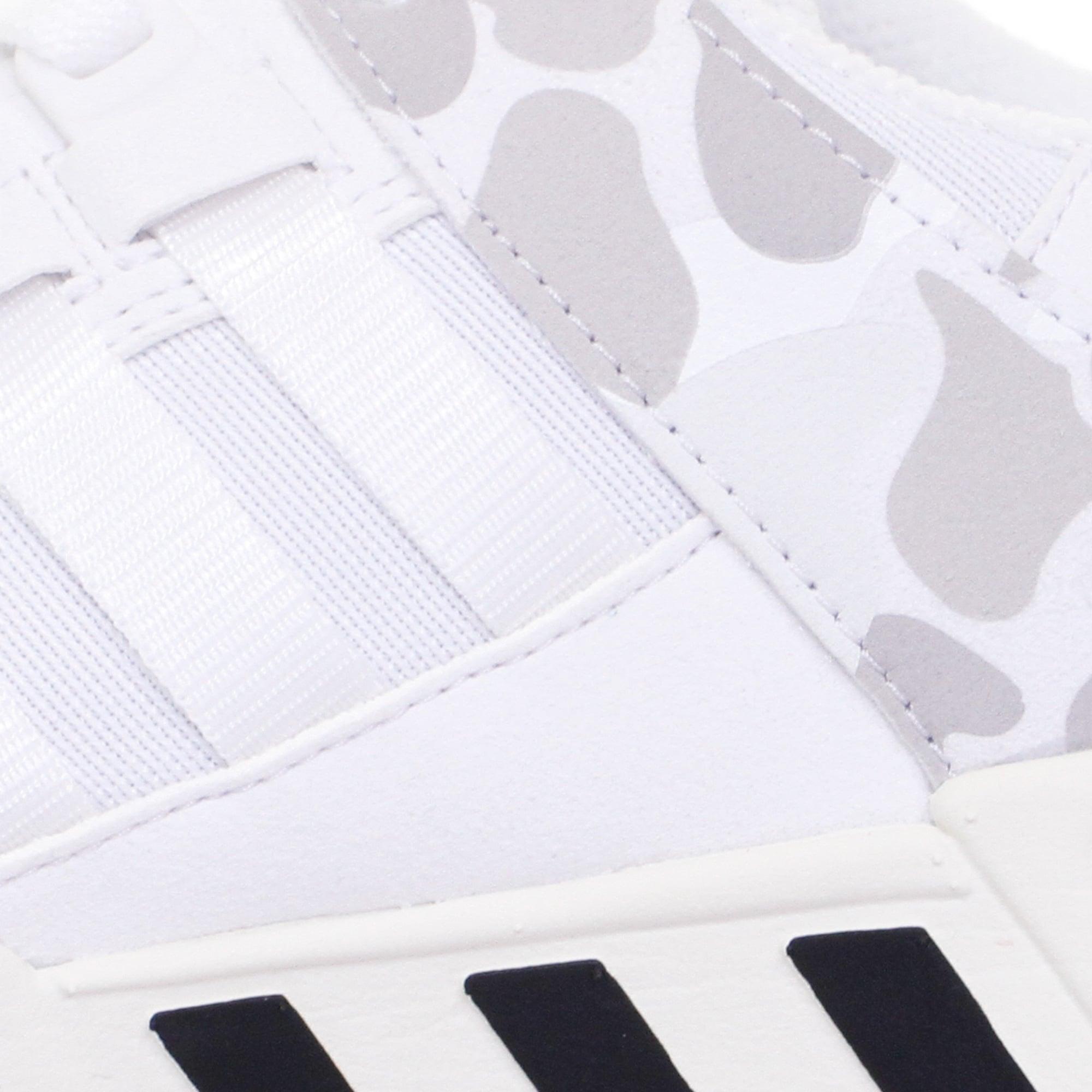 Adidas originali dei formatori eqt sostegno delle scarpe bianche