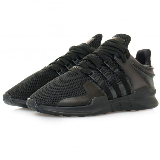 Adidas Originals Adidas Originals Equipment Support ADV Black Shoe BA8329