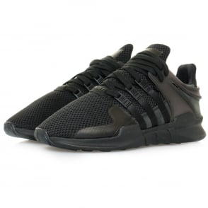 Adidas Originals Equipment Support ADV Black Shoe BA8329
