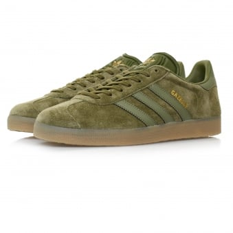 Adidas Originals Gazelle Olive Shoe BB5265