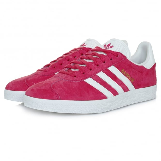 Adidas Originals Adidas Originals Gazelle Pink White Shoe BB5483