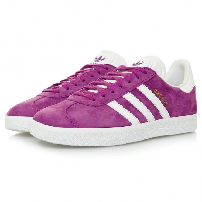 Adidas Originals Adidas Originals Gazelle Shock Purple Shoe BB5484
