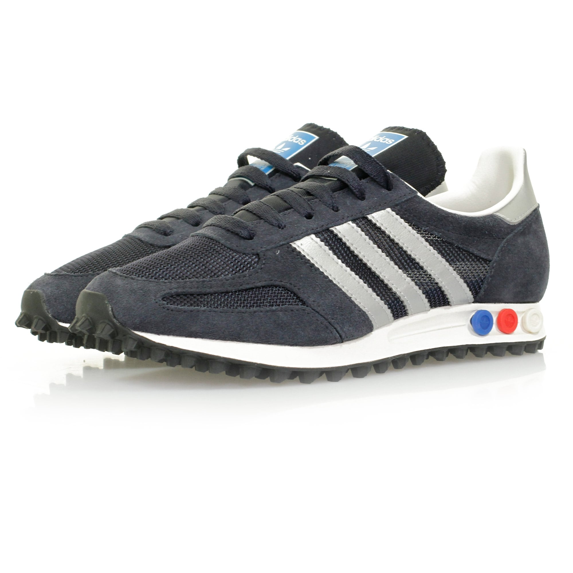 adidas originals sneakers la trainer og navy shoe. Black Bedroom Furniture Sets. Home Design Ideas
