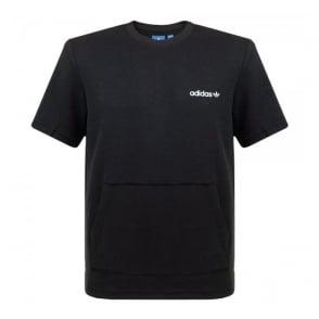 Adidas Originals Modern Tee Black T-Shirt AB7612