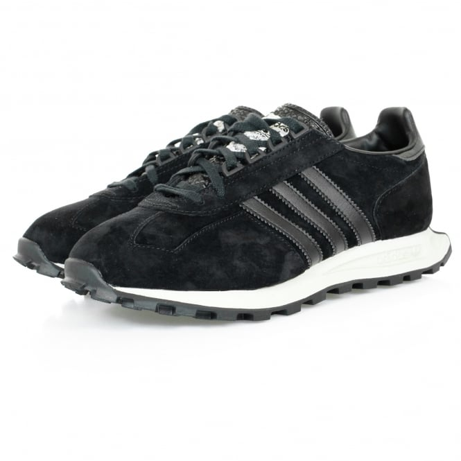 Adidas Originals Adidas Originals Racing 1 Black Shoe S79938