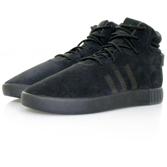 Adidas Originals Adidas Originals Tubular Invader Black Shoe S81797
