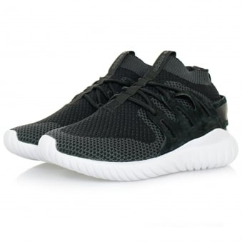 Adidas Originals Tubular Nova Primeknit Black Shoe S80110