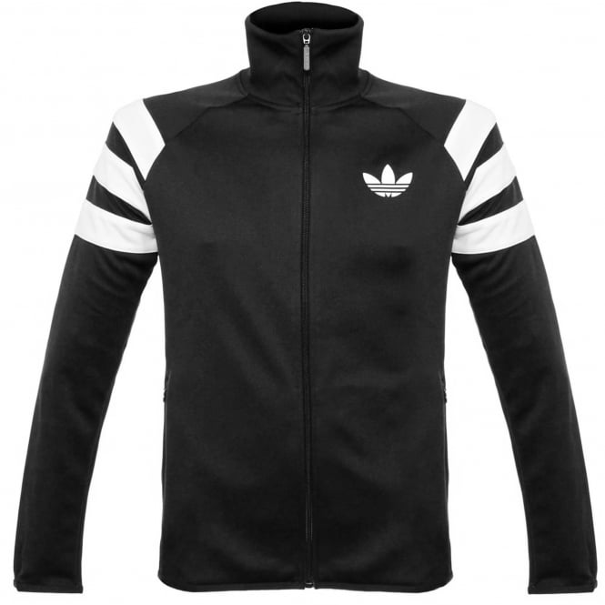 Adidas Originals Adidas Trefoil Football Club Black Track jacket AJ7677