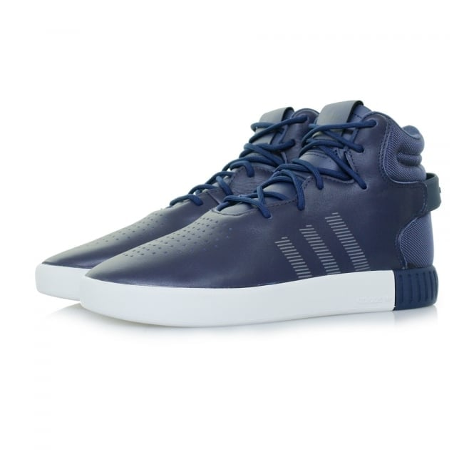 Adidas Originals Adidas Tubular Invader Dark Blue Shoes S81793